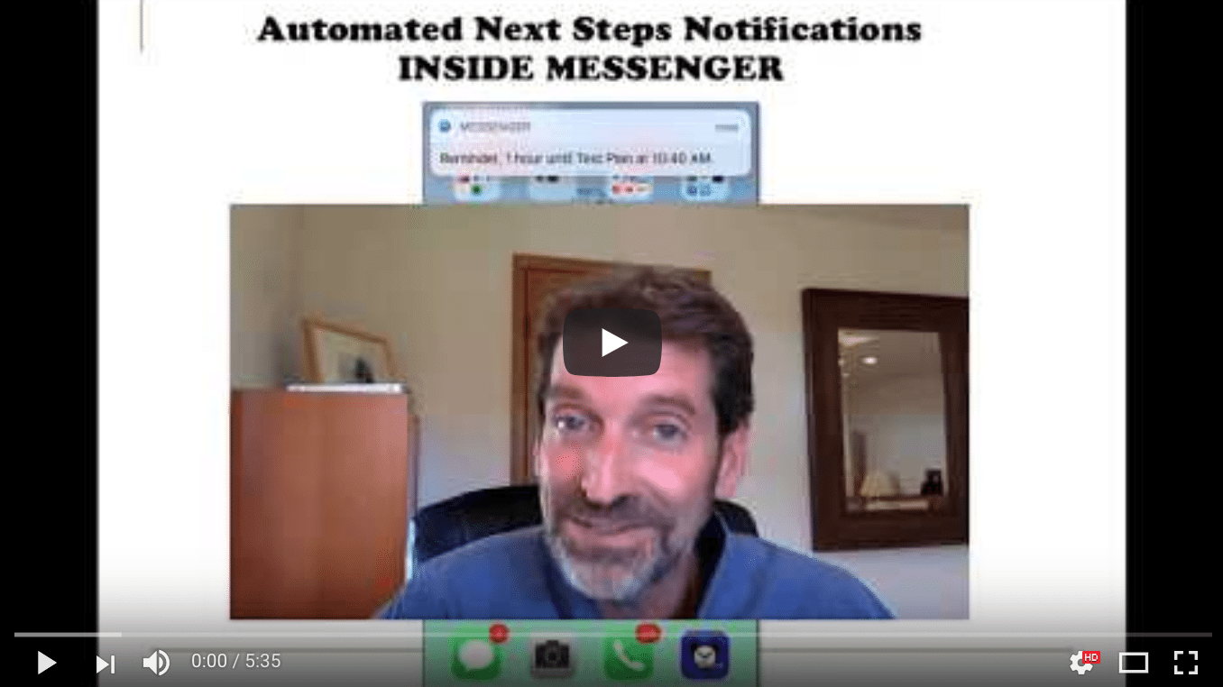 How to Follow Up and Close Leads with Facebook's Auto-Notifications for Appointments [Training Video]